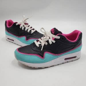 Nike Air Max 1 Dbl South Beach Mint Big Kids Shoe